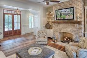 Country Style House Plan - 3 Beds 3.5 Baths 3043 Sq/Ft Plan #928-13 Interior - Entry