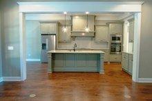 Dream House Plan - European Interior - Kitchen Plan #430-131