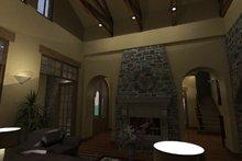 House Plan Design - Mediterranean Exterior - Other Elevation Plan #120-163
