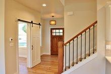 Ranch Interior - Entry Plan #1070-28