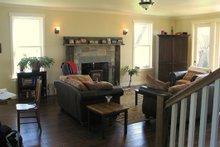 Dream House Plan - Farmhouse Interior - Family Room Plan #485-1