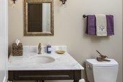 European Style House Plan - 3 Beds 2.5 Baths 2170 Sq/Ft Plan #929-859 Interior - Bathroom