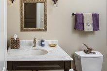 House Plan Design - European Interior - Bathroom Plan #929-859