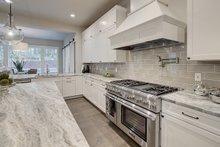 Dream House Plan - Cottage Interior - Kitchen Plan #132-568