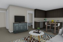 Dream House Plan - Traditional Interior - Kitchen Plan #1060-84
