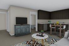 House Plan Design - Traditional Interior - Kitchen Plan #1060-84