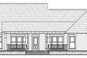 Craftsman Style House Plan - 3 Beds 2 Baths 1800 Sq/Ft Plan #21-279