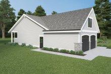 Dream House Plan - Craftsman Exterior - Other Elevation Plan #1070-114