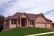 Modern Style House Plan - 3 Beds 3 Baths 2930 Sq/Ft Plan #312-630