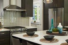 Dream House Plan - Contemporary Interior - Kitchen Plan #928-311
