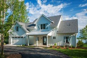 Farmhouse Exterior - Front Elevation Plan #901-132