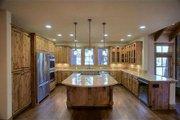 Craftsman Style House Plan - 4 Beds 2.5 Baths 3542 Sq/Ft Plan #899-1 Interior - Kitchen