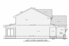 Traditional Exterior - Other Elevation Plan #20-2397