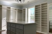Craftsman Style House Plan - 4 Beds 4.5 Baths 5810 Sq/Ft Plan #437-96 Interior - Master Bedroom