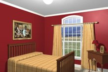Dream House Plan - Southern Photo Plan #56-198