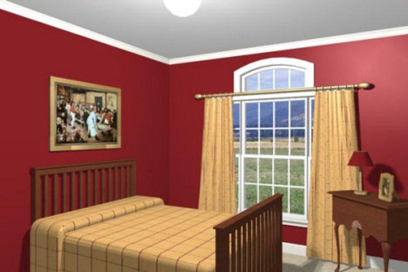 Southern Photo Plan #56-198 - Houseplans.com