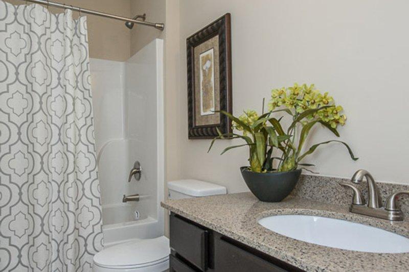 Country Interior - Bathroom Plan #20-2192 - Houseplans.com