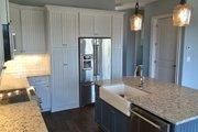 Craftsman Style House Plan - 2 Beds 2.5 Baths 1959 Sq/Ft Plan #437-91 Interior - Kitchen