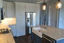 Architectural House Design - Craftsman Interior - Kitchen Plan #437-91