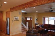 Prairie Interior - Family Room Plan #434-11