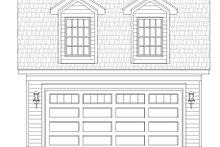 Dream House Plan - Country Exterior - Front Elevation Plan #932-244