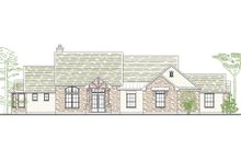 Home Plan - Country Exterior - Front Elevation Plan #80-176