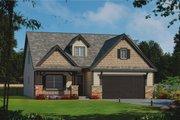 Craftsman Style House Plan - 4 Beds 3.5 Baths 2116 Sq/Ft Plan #20-2254