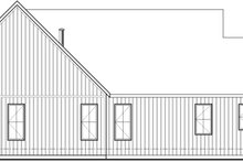 Dream House Plan - Farmhouse Exterior - Rear Elevation Plan #23-2738