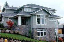 Craftsman Exterior - Other Elevation Plan #48-354