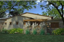 Dream House Plan - Contemporary Exterior - Other Elevation Plan #120-188