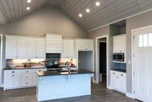 Cottage Interior - Kitchen Plan #406-9657