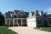 Country Style House Plan - 4 Beds 3 Baths 2690 Sq/Ft Plan #927-435 Exterior - Front Elevation