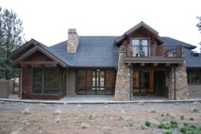Craftsman Exterior - Other Elevation Plan #892-7