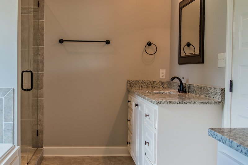 House Plan Design - European Interior - Master Bathroom Plan #430-142