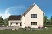 Farmhouse Style House Plan - 4 Beds 2.5 Baths 3289 Sq/Ft Plan #1068-2 Exterior - Front Elevation