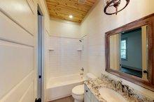 Dream House Plan - Traditional Interior - Bathroom Plan #63-412