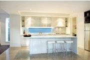 Modern Style House Plan - 4 Beds 2.5 Baths 3146 Sq/Ft Plan #496-19 Interior - Kitchen