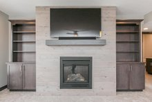 Dream House Plan - Fireplace
