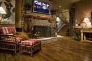 Farmhouse Style House Plan - 4 Beds 4.5 Baths 3954 Sq/Ft Plan #54-390 Interior - Other