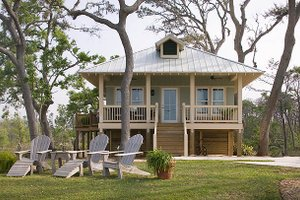 Beach House Plans and Coastal House Plans - Houseplans.com on