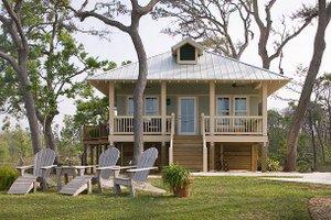 Beach House Plans And Coastal House Plans