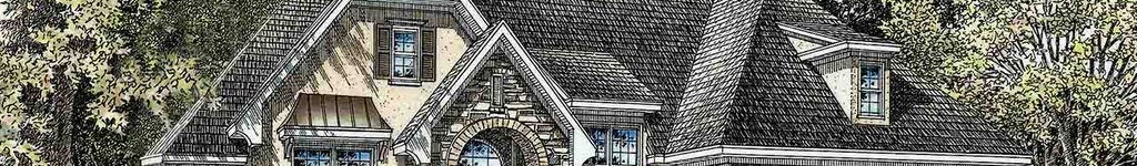French Country House Plans, Floor Plans & Designs