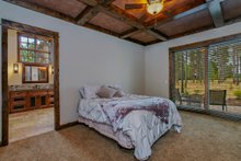 Home Plan - Craftsman style house design, Master bedroom photo