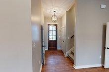 Dream House Plan - European Interior - Entry Plan #923-38