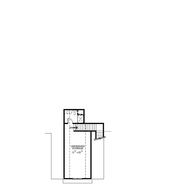 House Plan Design - Craftsman Floor Plan - Other Floor Plan #20-2369
