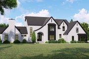 European Style House Plan - 4 Beds 3.5 Baths 4754 Sq/Ft Plan #1064-125