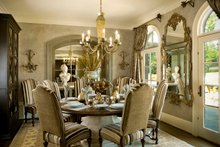 European Interior - Dining Room Plan #1054-30