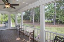 Craftsman Exterior - Outdoor Living Plan #929-833