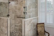 European Interior - Master Bathroom Plan #929-859