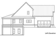 Architectural House Design - Farmhouse Exterior - Other Elevation Plan #119-436